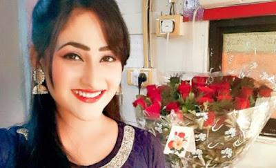 Foto dan Biodata Artis Cantik Aditi Sajwan Pemeran Natkhat Peri di Serial BaalVeer ANTV