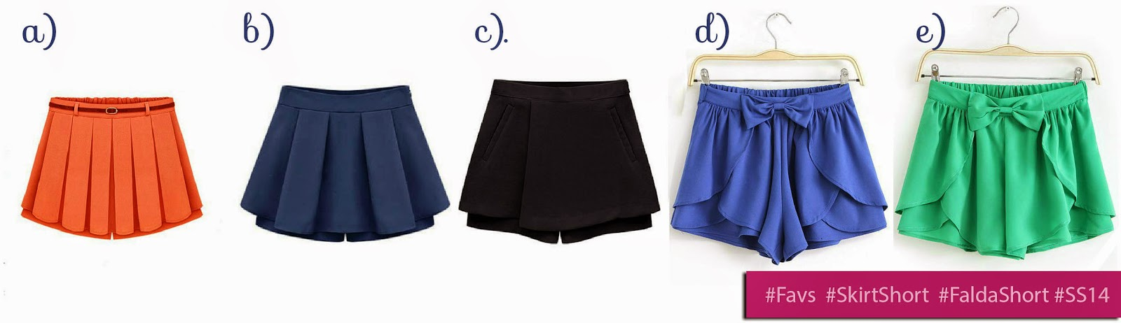 [SS14: Kimonos, Ballerinas and more] SkirtShort by LuceBuona. L-vi.com