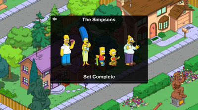 The Simpsons Tapped Out 4.17.6 Mod Apk-Screenshot-2