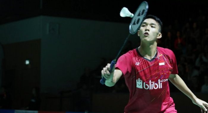Jonatan Christie  French Open Super 750