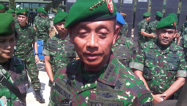 KASAD Jenderal TNI Mulyono ke Aceh