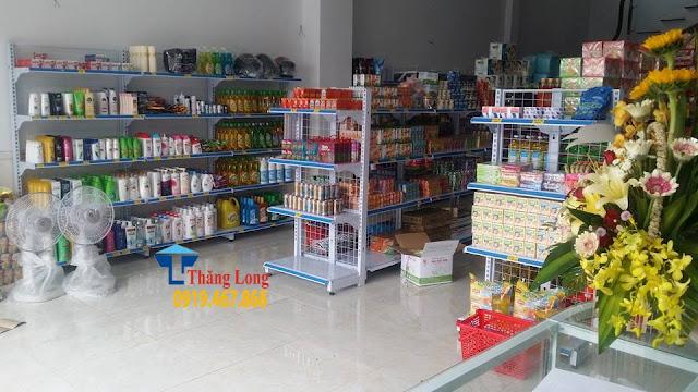 Quy trình setup siêu thị mini từ A - Z