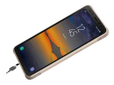 Galaxy S8 Active Battery Charging Tips