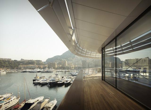 Club Monaco training center #3