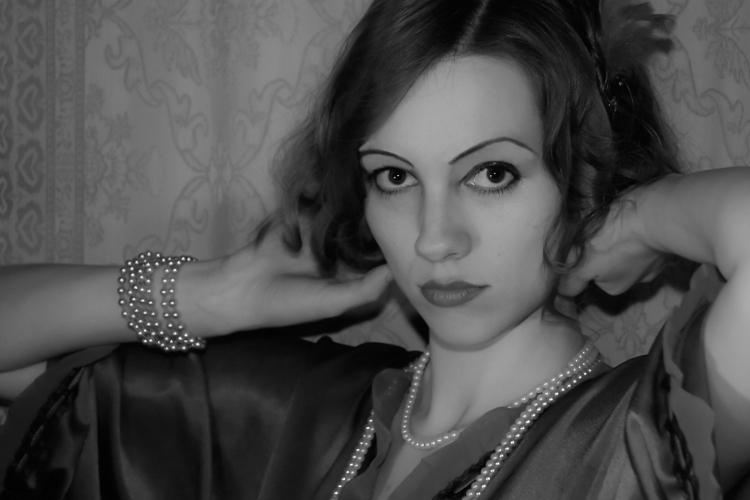 Agnieszka Sajdak-Nowicka moda lata trzydzieste 1930 - 1940