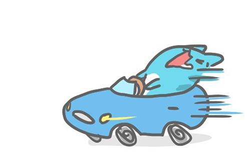 Truyện Mìn Lèo #76: Mèo tốc độ