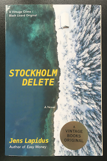 Book cover of Stockholm Delete by Jens Lapidus