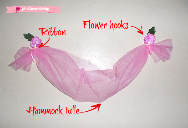 hammock storage diy