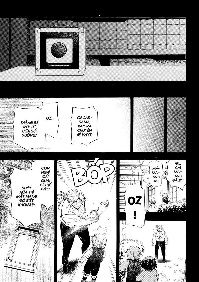 Pandora Hearts chương 082 - retrace: lxxxii wish trang 26