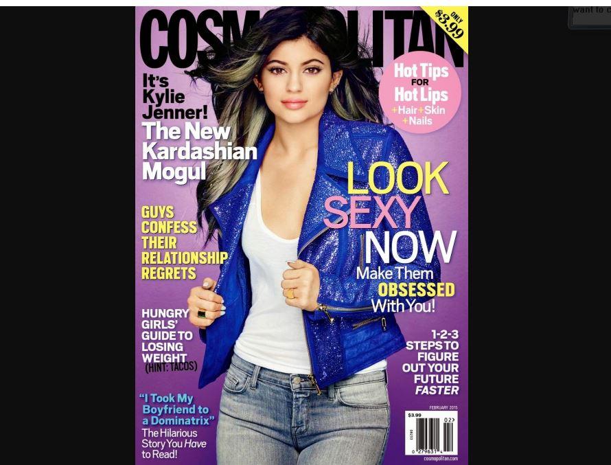 Kylie Jenner Niega Cirugia