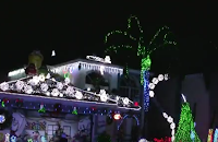 Lighting Changes, see the savings, and fun LED holiday video