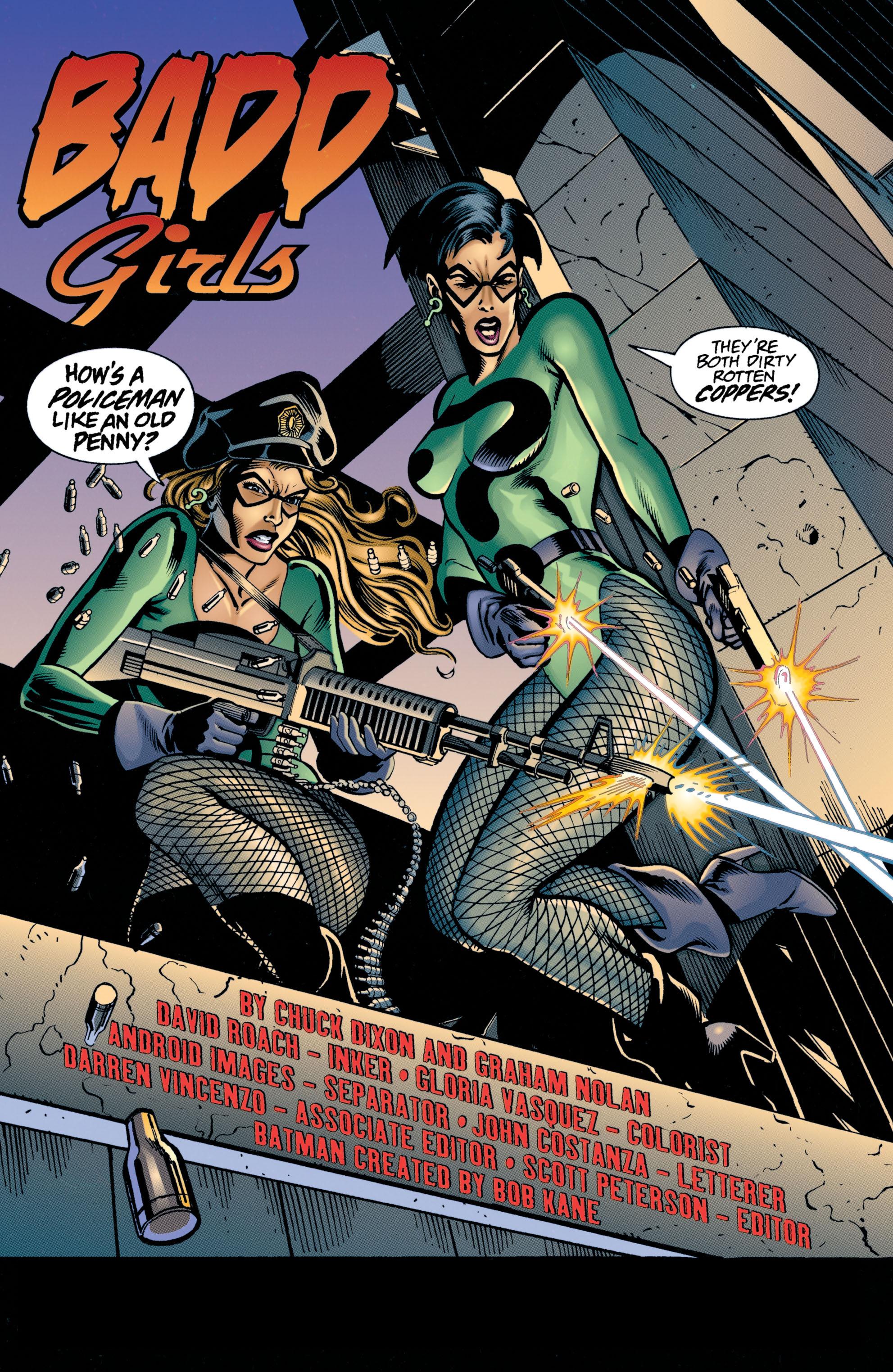 Detective Comics (1937) 705 Page 1