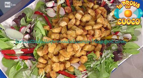 Caesar salad rivisitata ricetta Nonis da Prova del Cuoco