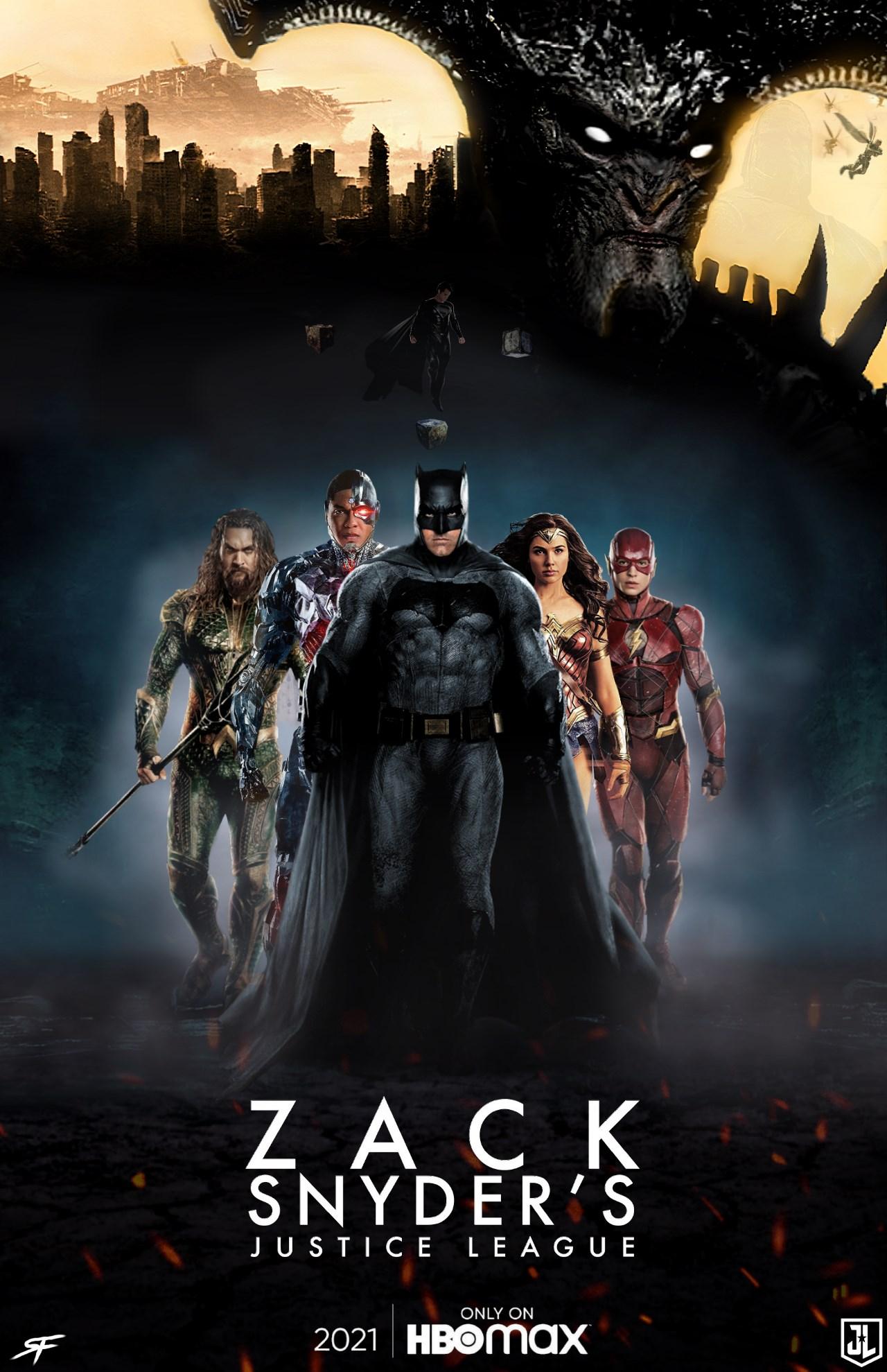 Liên Minh Công Lý Phiên bản của Zack Snyder - Zack Snyders Justice League (2021) (2021)