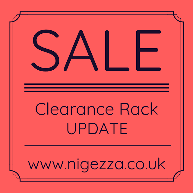 Nigezza Creates Stampin Up clearance rack