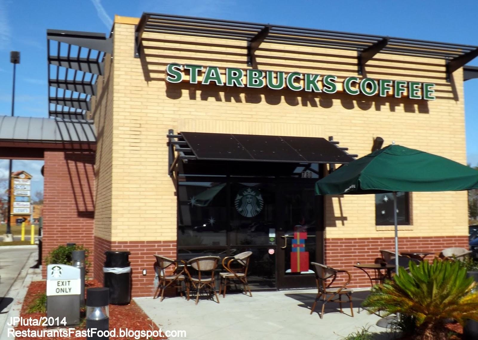 Starbucks Coffee Jacksonville Florida Nautica Drive House Restaurant River City Marketplace Ping Center Jax Fl