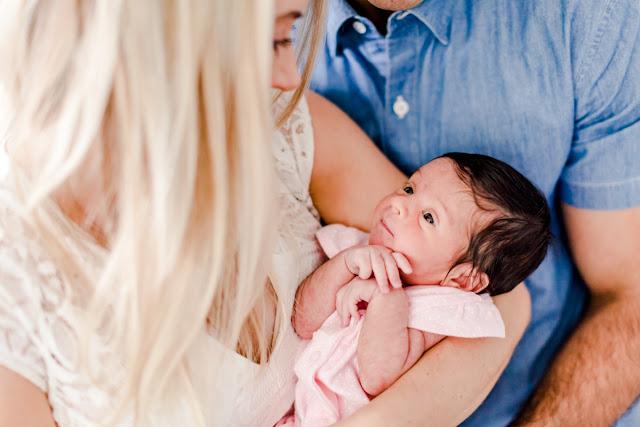 Washington, DC Newborn Photography by Heather Ryan Photography