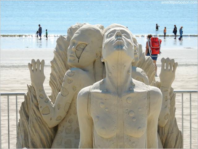 """Dan Belcher & Marianne van den Broek con """"Body Art"""""""