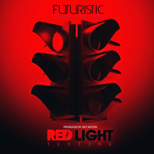 FUTURISTIC - Red Light Texting (feat. Devvon Terrell) - Single Cover