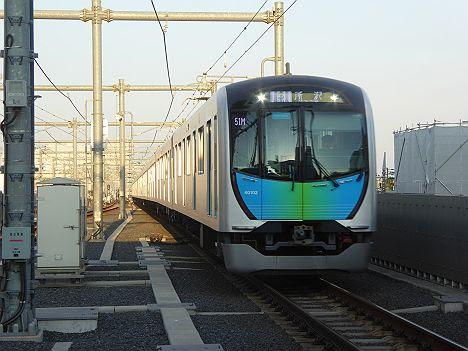 東京メトロ有楽町線 西武池袋線直通 S-train 所沢行き 西武40000系(毎日1本運行)