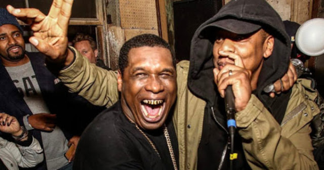 Listen to Jay Electronica Feat. Jay Z & The Dream On 'Shiny Suit Theory'