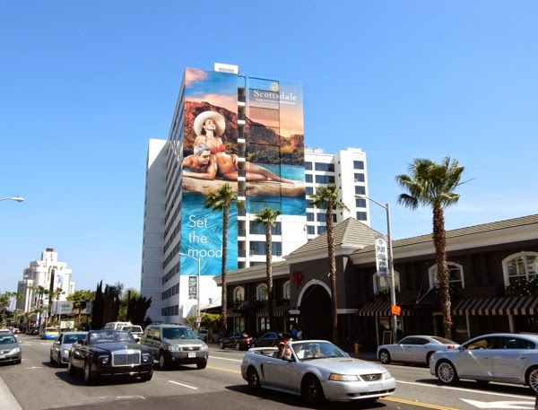 Giant Scottsdale Set the mood billboard