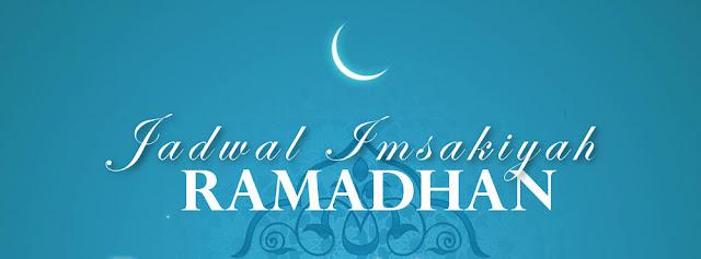 Jadwal Imsakiyah Ramadhan 1440 H / 2019 M Bandung