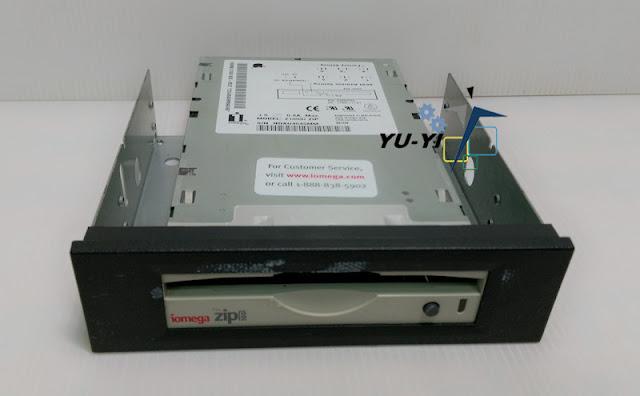 Iomega Z100SI 100MB SCSI Zip Drive
