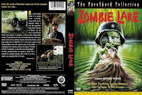 Carátula de El lago de los zombies