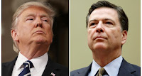 Donald Trump replies Ex-FBI chief James Comey
