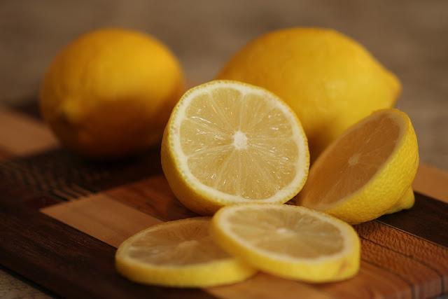 Cómo conservar limones frescos.