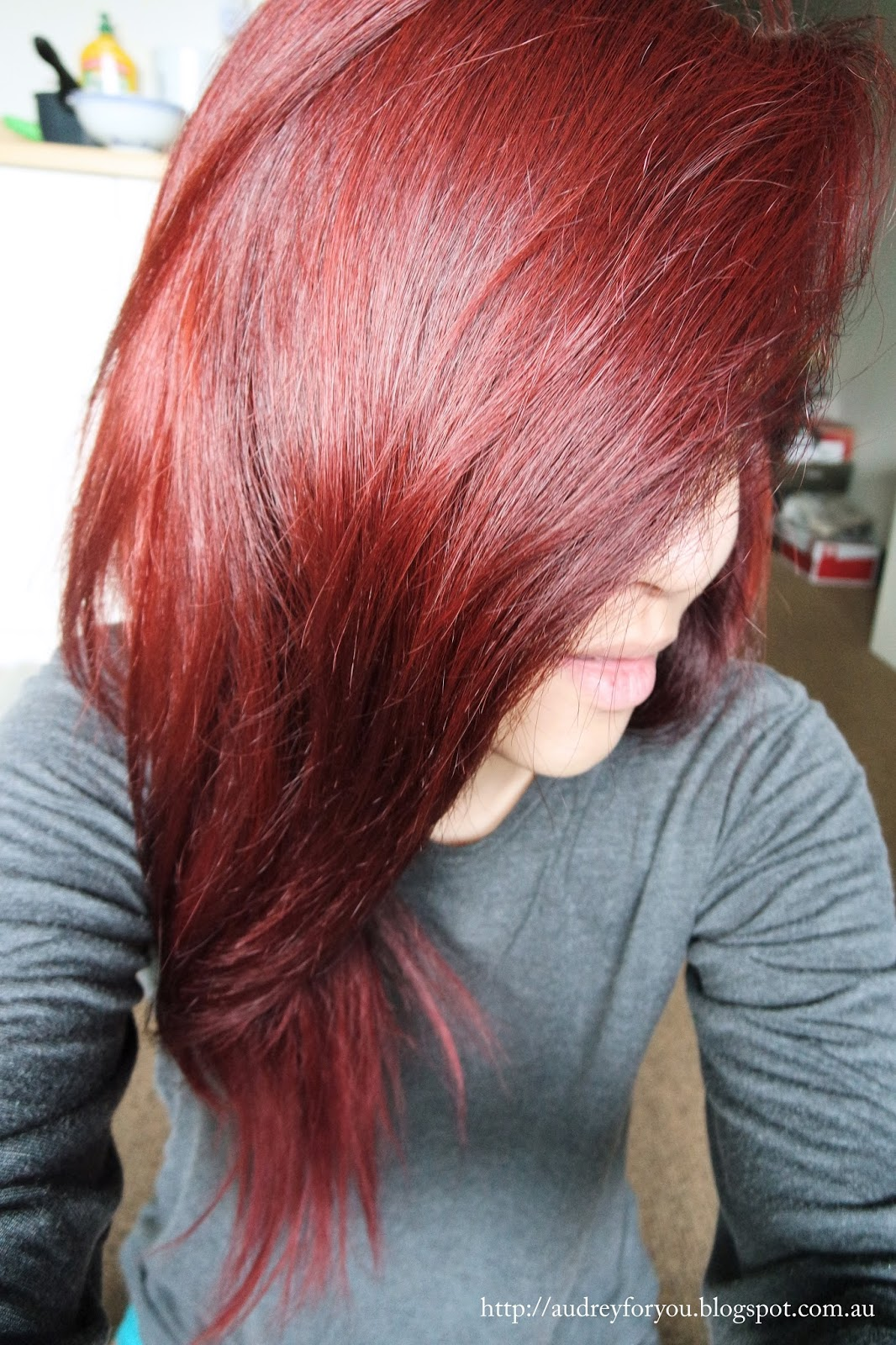 How To Dye My Hair Red Naturally