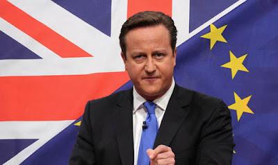Pertaruhan Nasib David Cameron