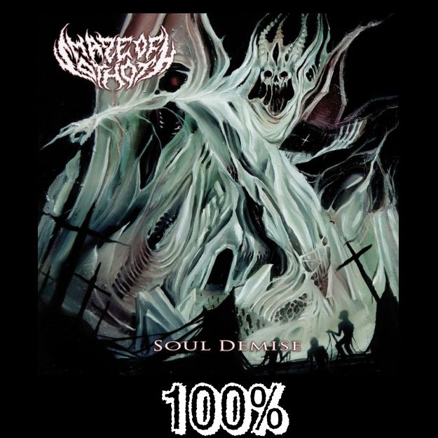 Reviews: Maze Of Sothoth - Soul Demise