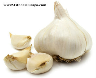 garlic natural health booster