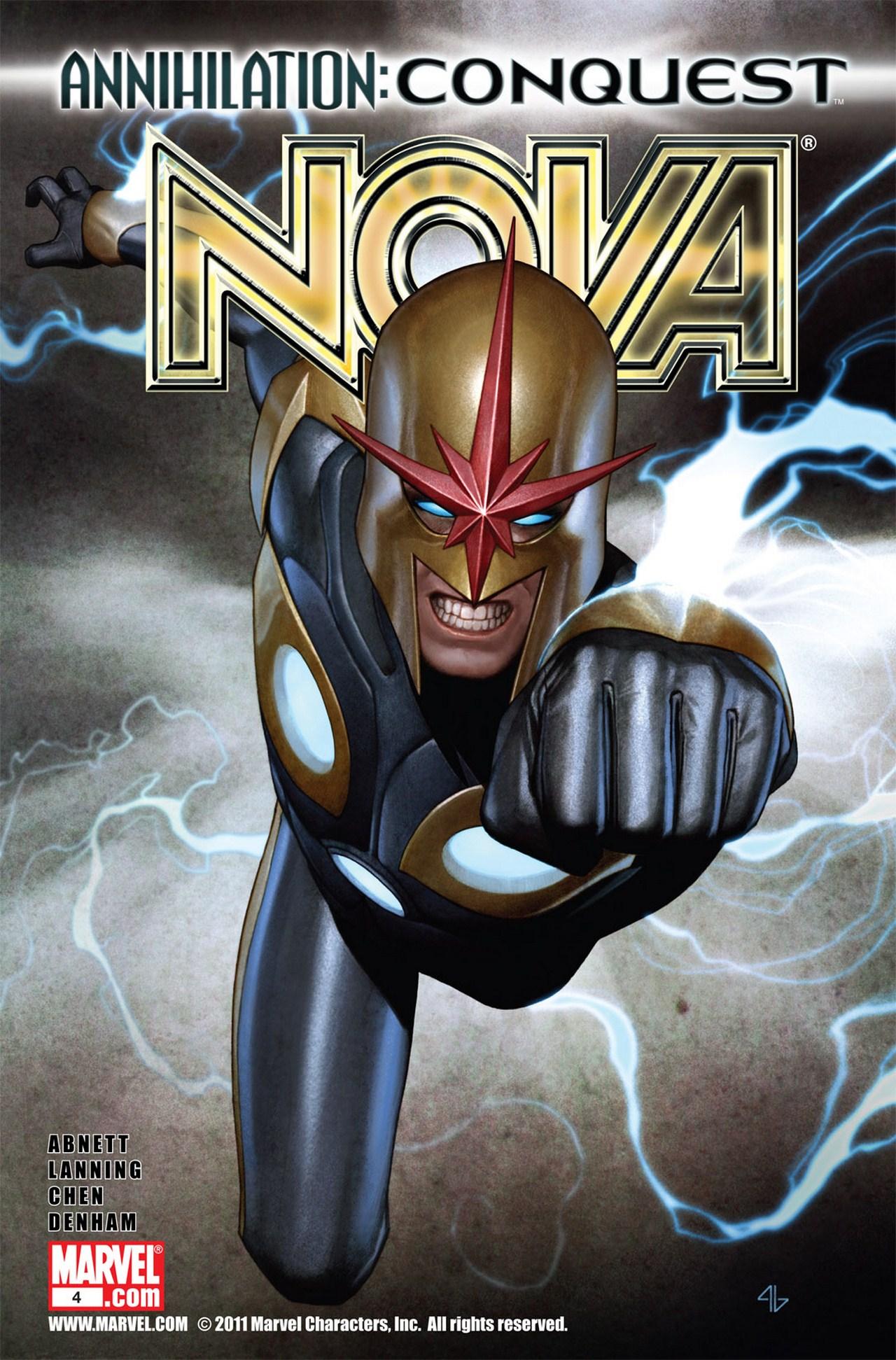 Nova (2007) issue 4 - Page 1