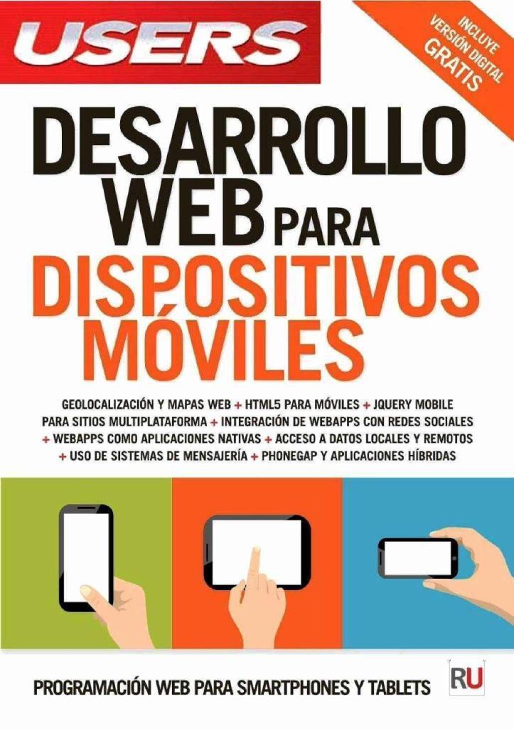 Desarrollo web para dispositivos móviles – USERS
