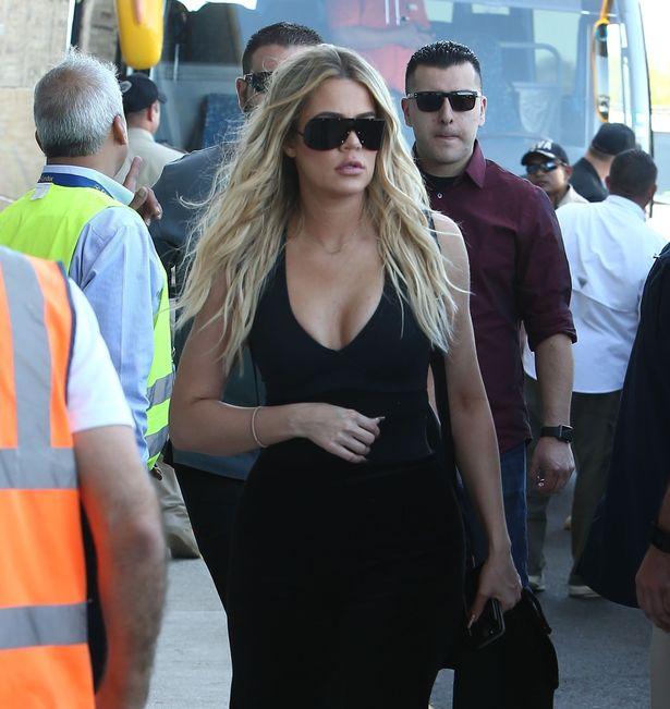 FAMEFLYNET-The-Kardashian-Family-Depart-Costa-Rica