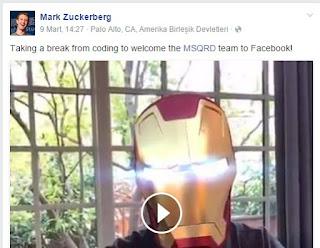 facebook satın aldı