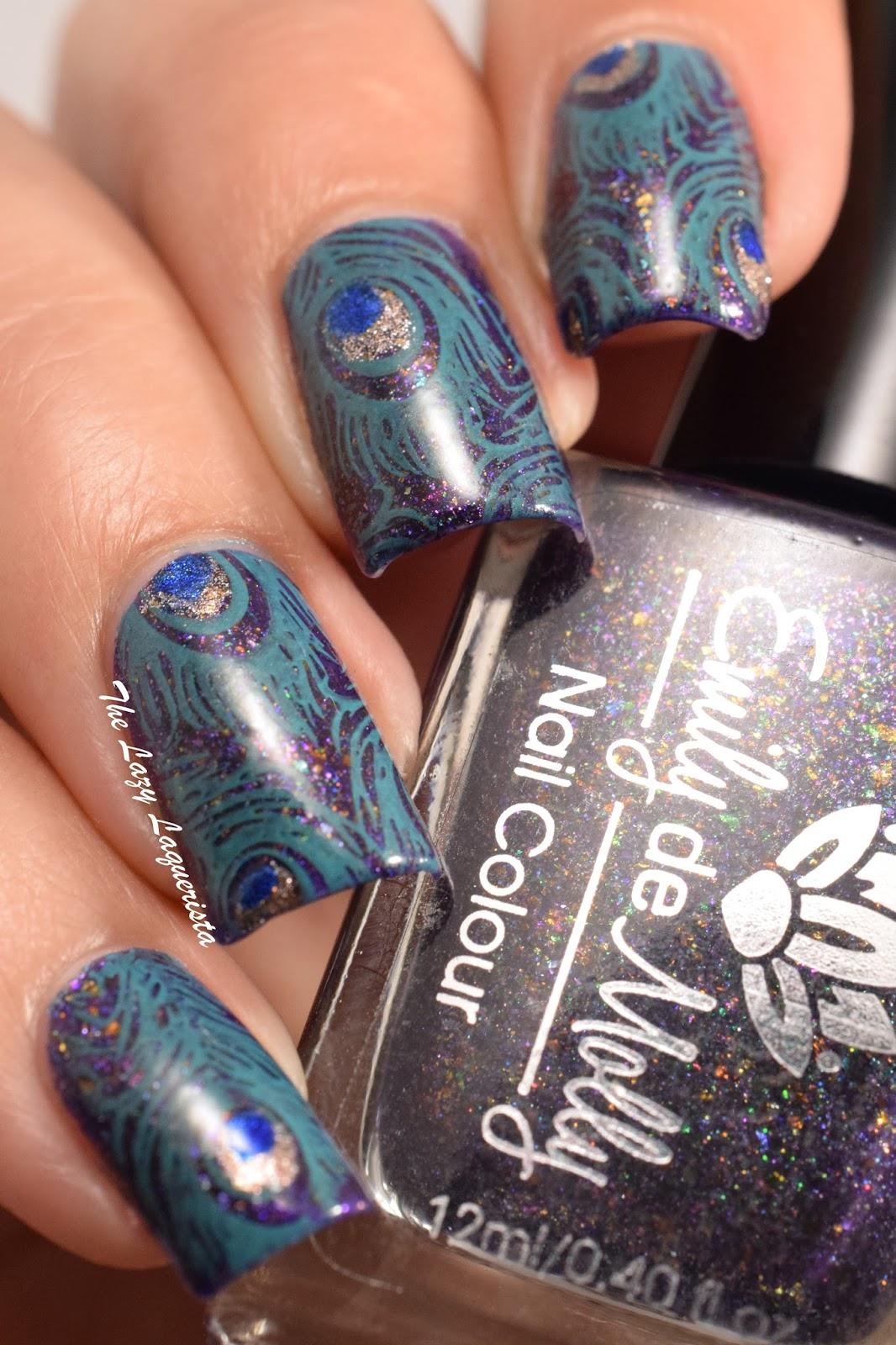 Glitter Bomb Nails - Keelys Nails