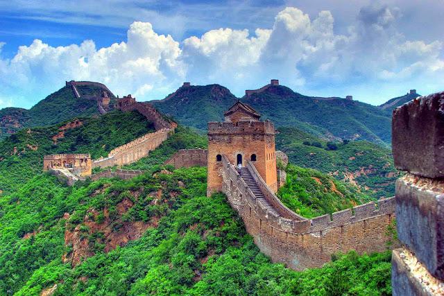 Vạn Lý Trường Thành, Trung Quốc