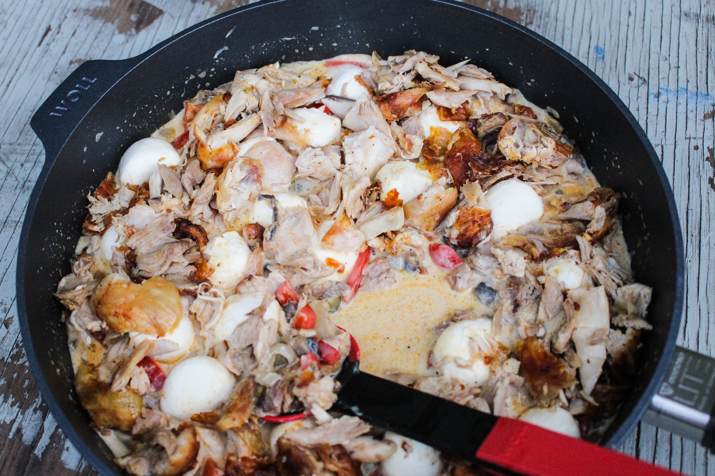 Kurczak Tetrazzini