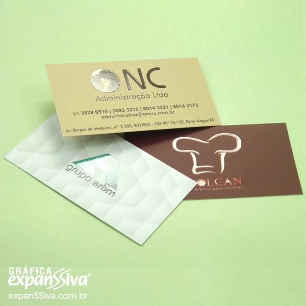 variedade de cartoes de visita 0306 - Variedades de Cartões de Visita