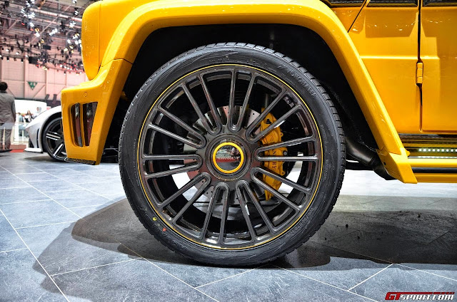 mercedes g mansory gronos wheels