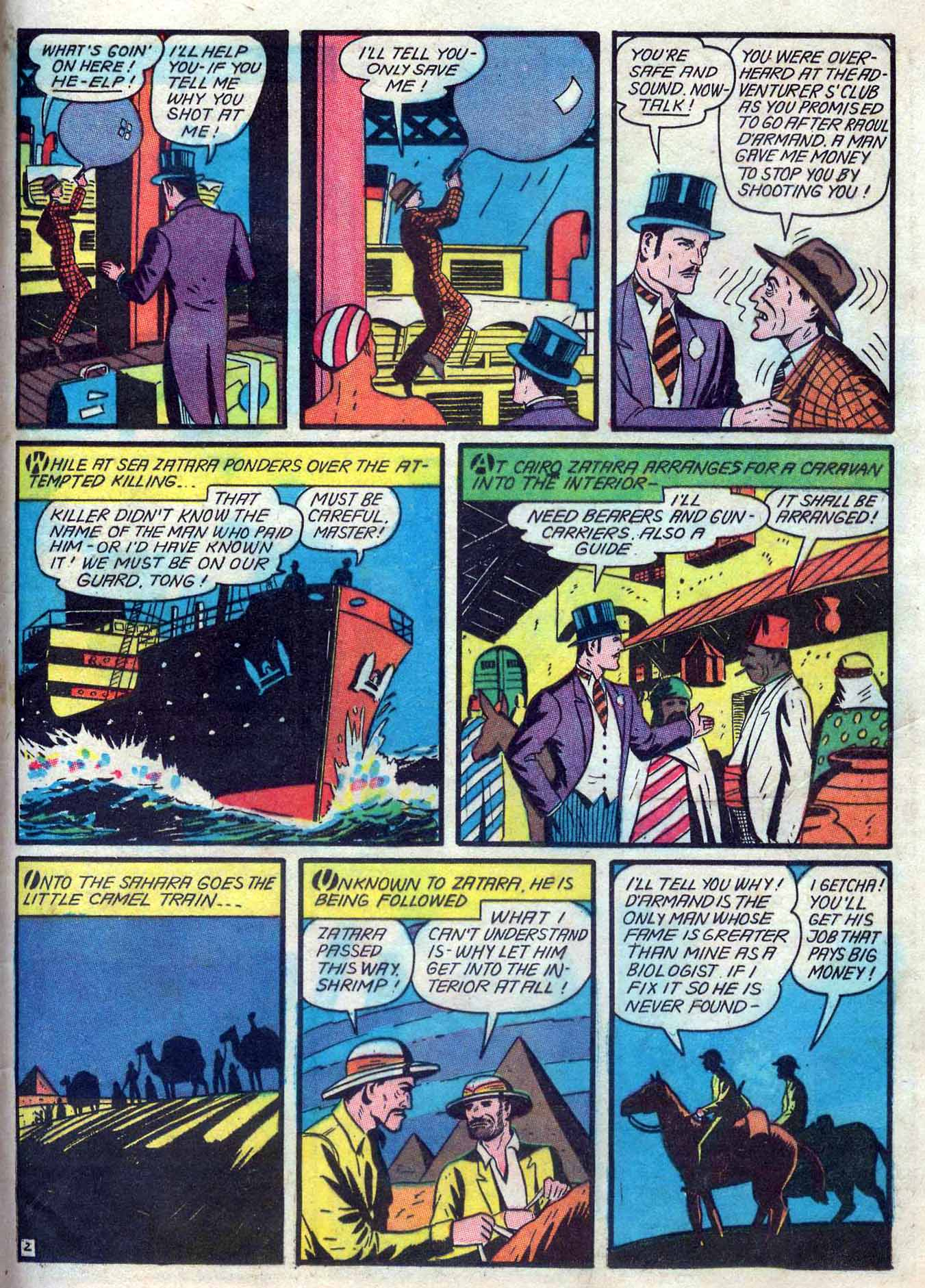 Read online Action Comics (1938) comic -  Issue #27 - 61