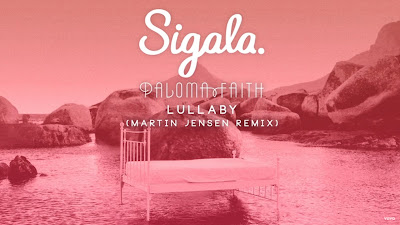 Sigala, Paloma Faith - Lullaby (Martin Jensen #Remix) (#Official #Audio #Video)