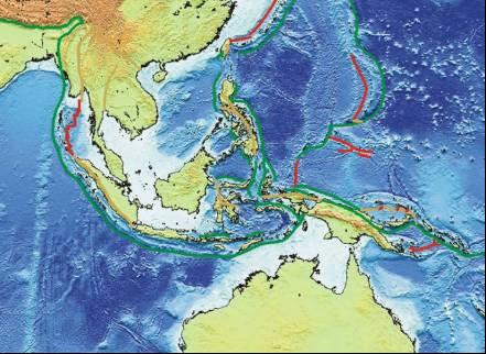 Pembahasan Tektonik Lempeng (Wilayah Indonesia)
