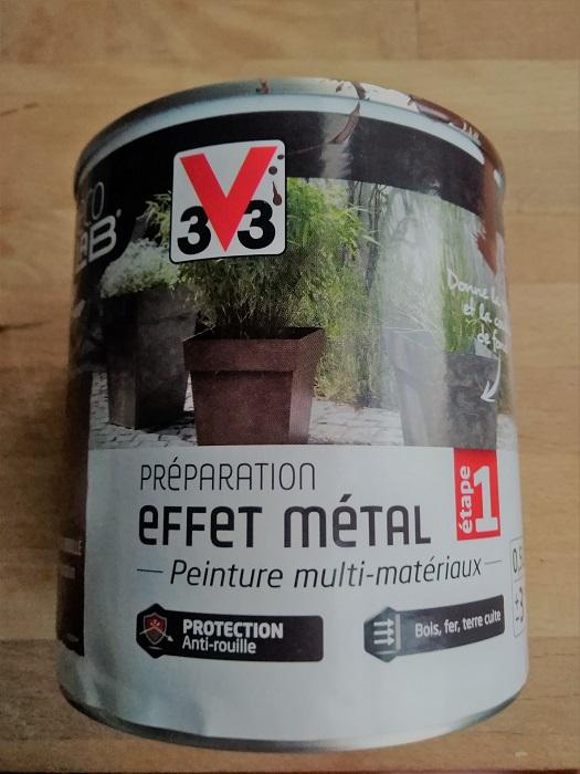 3V3 Préparation Effet Métal (Lien sponsorisé)