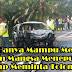 Kemalangan Ngeri Kereta Myvi Rentung Terbakar Di KM 118 Jalan Jerangau -Jabor