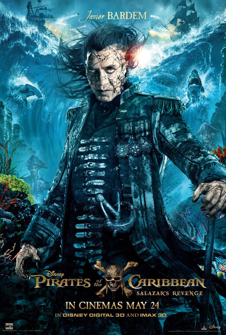 Pirates Of The Caribbean: Salazar'S Revenge Rooleissa